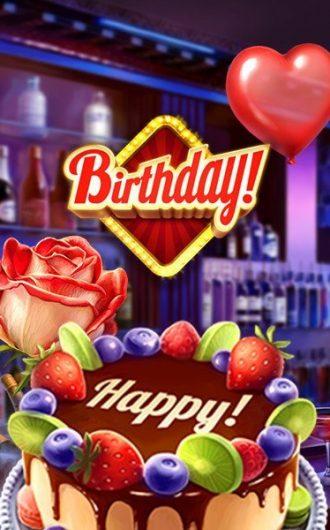 birthday! spilleautomat