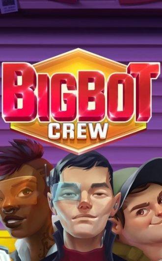 Les vår omtale av Big Bot Crew spilleautomaten fra Quickspin