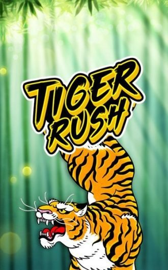 Spill gratis Tiger Rush spilleautomat fra Thunderkick