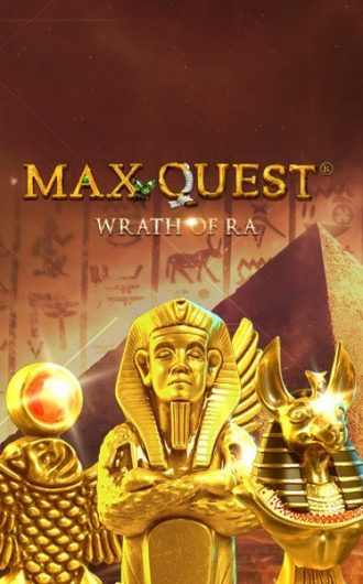 max quest wrath of ra spilleautomat fra betsoft