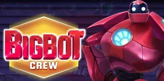 Big Bot Crew Quickspin Spilleautomat