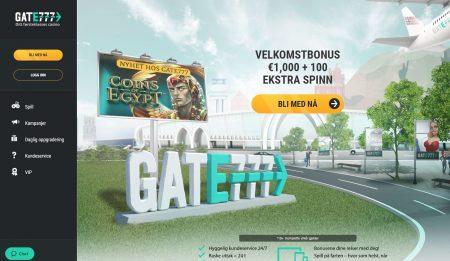 Gate 777 Casino omtale