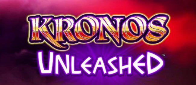 Kronos Unleashed spilleautomat