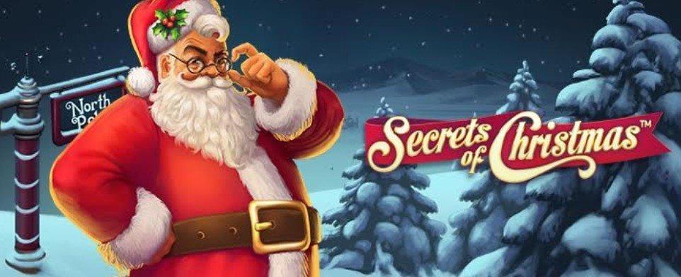 julen byr på både spilleautomater og julekalender hos casinoer på nett