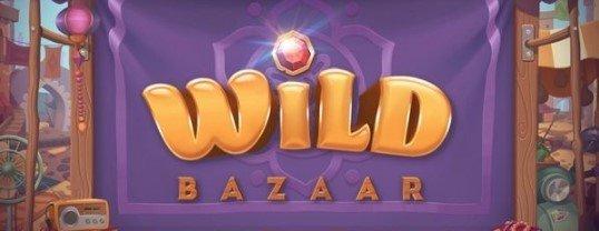 Wild bazaar netent spilleautomat med mange funksjoner