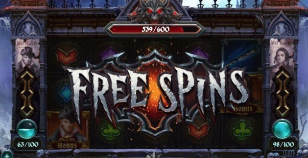freespins wolf hunters