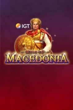 king of macedonia igt