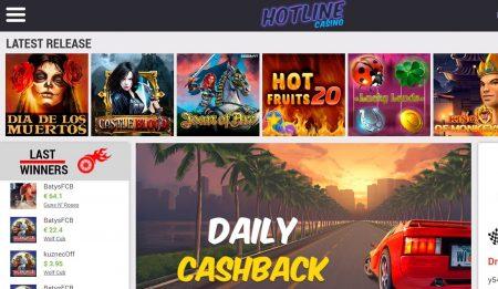 omtale av hotline casino