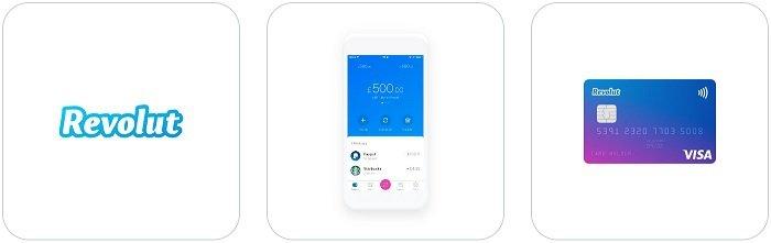 Revolut er en ny trygg og enkel betalingsmetode via mobilen. Minner om Vipps!