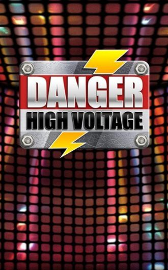 danger high voltage spilleautomat