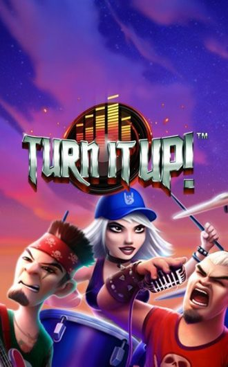 turn it up spilleautomat push gaming