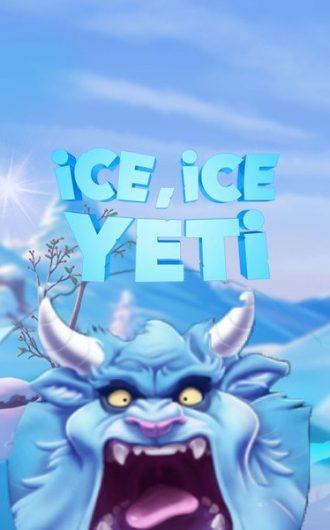 Nolimit City Spilleautomat Ice Ice Yeti