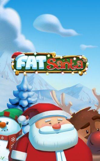 Spill Fat Santa Spilleautomat helt gratis her