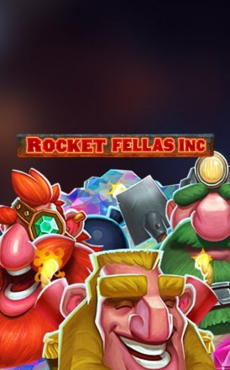 ROcket fellas inc spilleautomat slot fra thunderkick