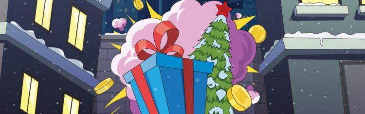 Daglige julegaver hos Highroller Casino