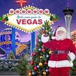 Julekalender og vinn drømmetur til Las Vegas hos Guts Casino!