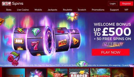 Redspins Casino