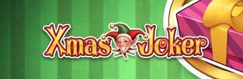 Xmas Joker Spilleautomat med Jul