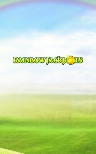 Rainbow Jackpots Red Tiger Gaming Slot