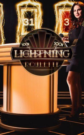 Evolution Gaming har utviklet Lightning Roulette