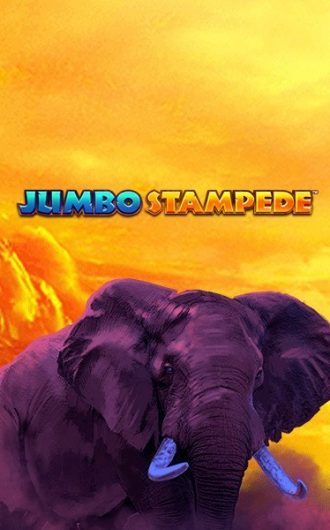 Jumbo Stampede Spilleautomat fra isoftbet