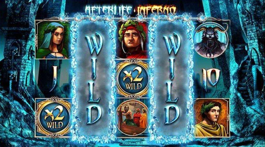 Afterlife Inferno Slot Leander Games