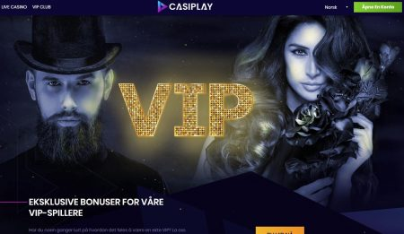 Casiplay Casino VIP program