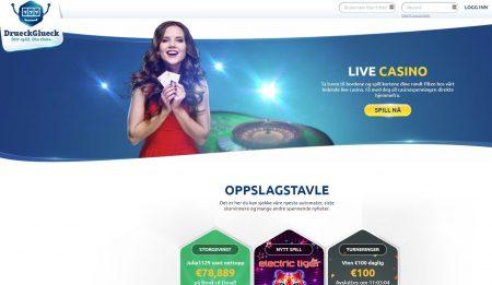 DrueckGlueck Casino Skjermbilde