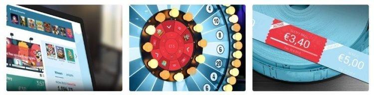 Du finner bingo og casino hos bingo.com