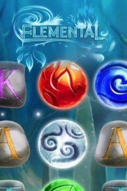 Elemental Leander Games Spilleautomat