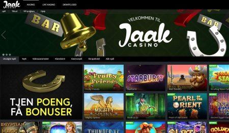 Jaak Casino Skjermbile av Lobby
