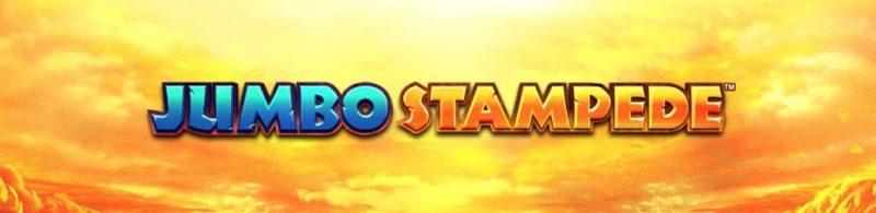 Jumbo Stampede iSoftBet Spilleautomat