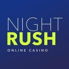 NightRush casinotopplisten
