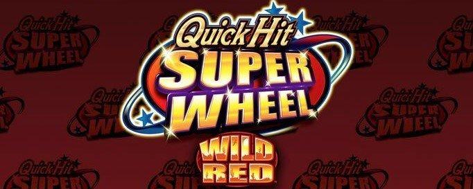 Quick Hit Super Wheel Wild Red Spilleautomat 2