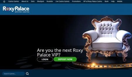 VIP program hos Roxy palace Casino
