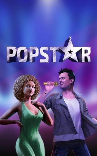 popstar spilleautomat fra gig games