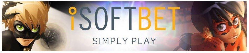 iSoftBet Casinospill og automater