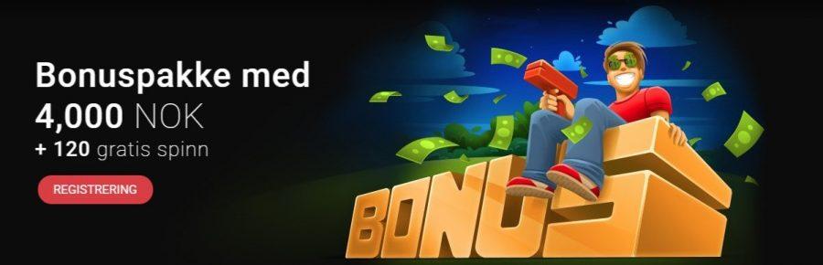 Bonus hos Betchan Casino