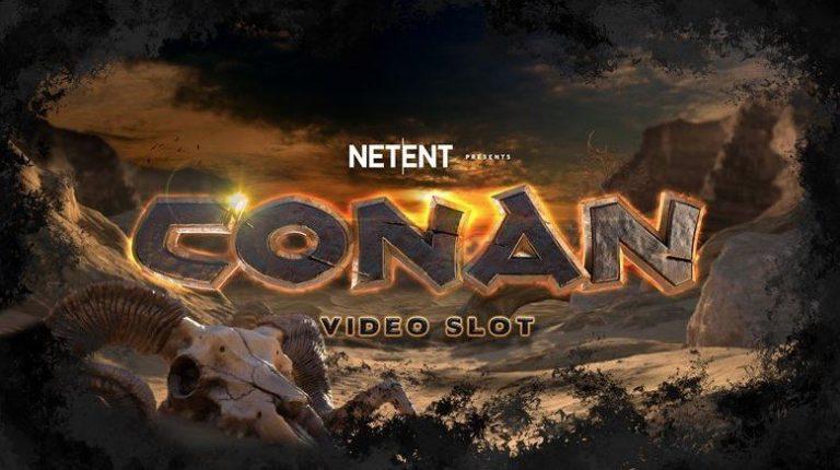 Conan fra NetEnt