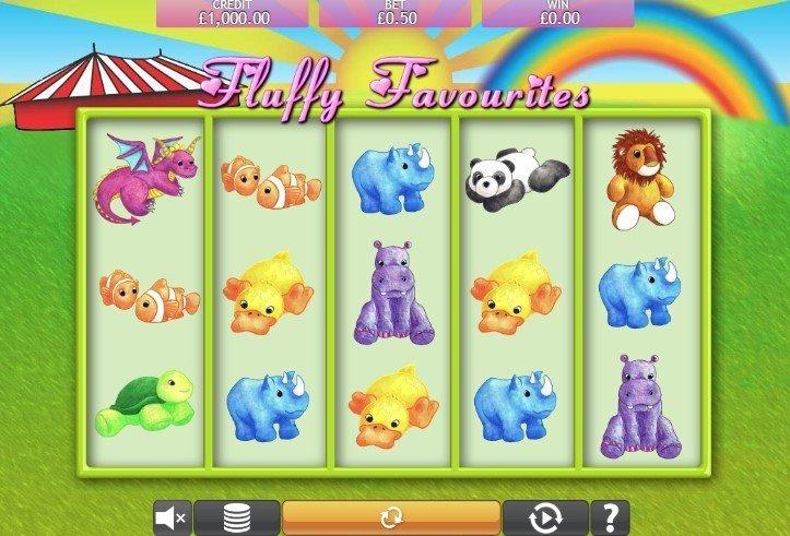 Fluffy Favorites