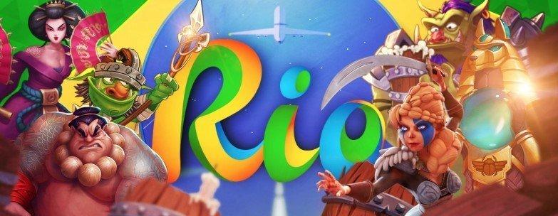 Vinn Reise til Rio hos Betsafe
