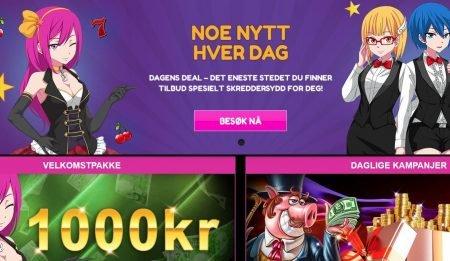 luckyniki casino kampanjer