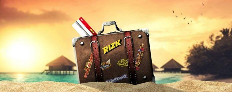 vinn tur til maldivene hos rizk casino