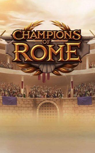spill champions of rome fra yggdrasil gratis