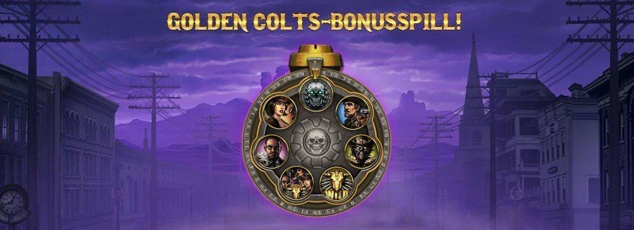 golden colts spilleautomat