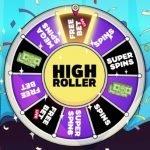 Sjekk ut det nye lykkehjulet Highroller Wheel