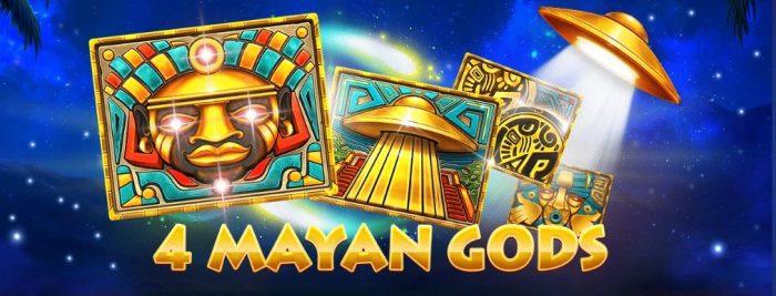 mayan gods spilleautomat