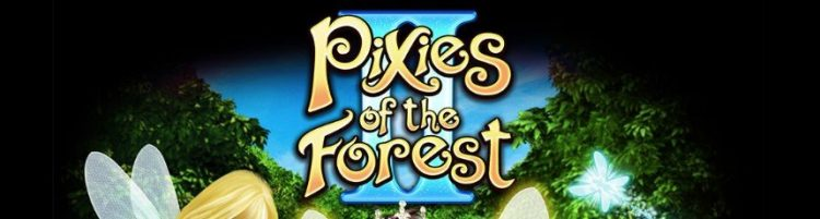 pixies of the forest 2 er en flott spilleautomat