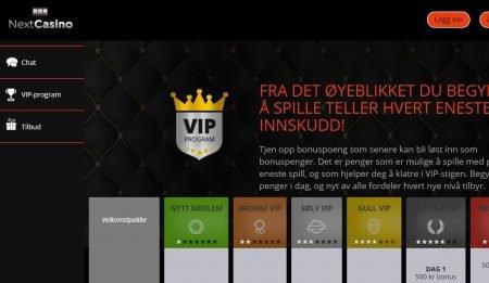vip-program nextcasino