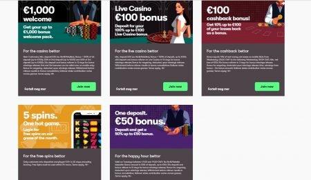 Promotions 10Bet Casino Casino Topplisten Kampanjer Bonus